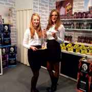 Messe Inter-Tabac 2015 in Dortmund